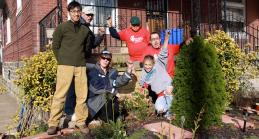Elm Street program turning neighborhoods Green, Safe, and Clean